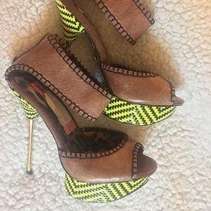 Betty Johnson shoes